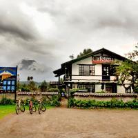 Rondador Cotopaxi, hotel em Chasqui