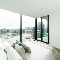 Melbourne Private Apartments - Collins Wharf Waterfront, Docklands, hotel in Docklands, Melbourne