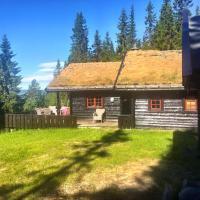 Fjellkvil - 8 persons cabin in Valdres, hotell i Aurdal