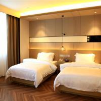 Metropolo Jinjiang Hotels (Guangzhou Xiayuan Metro Station), hotel in Guangzhou