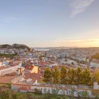 Amazing Graça Apartment the Perfect View of Lisbon