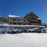 Chalet du Bon Air, hotel in Peisey-Nancroix