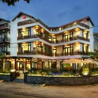 Threeway Riverside Villa, hotel v destinácii Hoi An