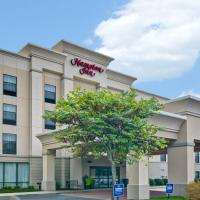 Hampton Inn Sayre, hotel in Sayre