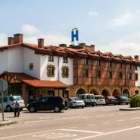 Hotel Cueli, hotel in Viveda