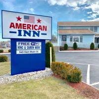 American Inn, hotel in Branford