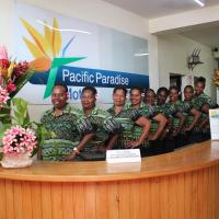 Pacific Paradise Motel, hotel near Bauerfield International - VLI, Port Vila