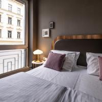 Koncept Hotel Liebelei, hotel in 15. Rudolfsheim-Fünfhaus, Vienna