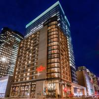 Le St-Martin Hotel Centre-ville – Hotel Particulier, hotel in Montreal