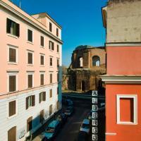 Hotel Balilla, hotel in Central Station, Rome