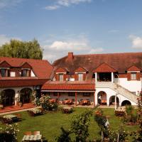 Hotel Weingut Rosenhof, hotel Illmicben