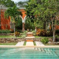 Hacienda Yokat, hôtel à Ticul