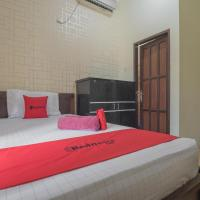 RedDoorz near Sepinggan Airport Balikpapan 2, hotel near Sultan Aji Muhammad Sulaiman International Airport - BPN, Balikpapan