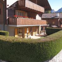 Apartment Les Roseyres, hotel in Gryon