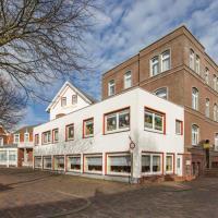 Hotel Graf Waldersee, Hotel in Borkum