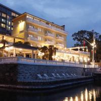 Boutique-Hotel YACHTSPORT RESORT, hotel in Brissago