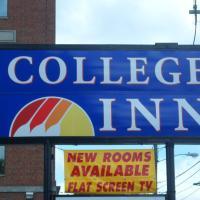 College Inn Spartanburg, hotel in Spartanburg