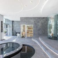 Stylish villa with indoor pool