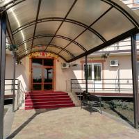 Tet-a-Tet Hotel in Afipskiy, отель в городе Afipskiy