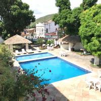 Pousada Convento do Carmo, отель в городе Кашуэйра