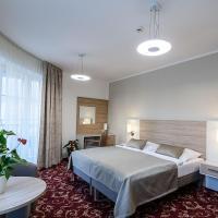 Sport-V-Hotel, отель в городе Хротовице