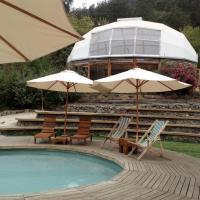 Biosfera Lodge, hotel in Olmué