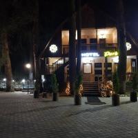 Park Hotel Kutaisi, hotel in Kutaisi