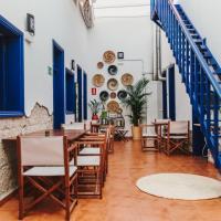 Ashavana Hostel, hotel en El Médano