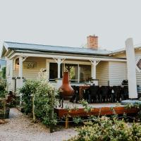 3 Willows Vineyard Cottage, hotel in Deloraine