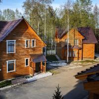 Парк-отель Белый Соболь, отель в Байкальске