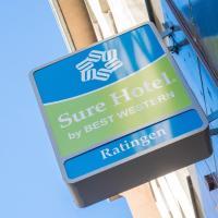 Sure Hotel by Best Western Ratingen, hotel in Ratingen