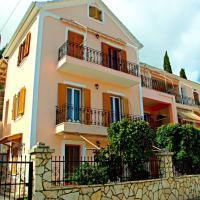 Korona Apartments, hotel a Vathi