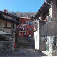 La casa di nuvola, hotell i Massino Visconti