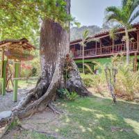 Casa Verde, hotel en Cabo Matapalo