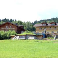Erdhütte / Partyhütte / Bärwurz Reslhütte / Chalets, hotel in Kollnburg