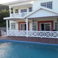 Bonne View Villa, hotel in Rodney Bay Village
