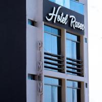 Hotel Rasec Pimentel, hotel in Pimentel