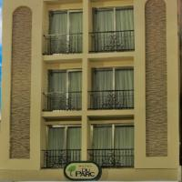 Hotel Du Parc, hotel en Poza Rica de Hidalgo