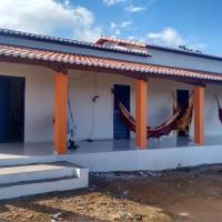 Casa na Serra de Portalegre-RN
