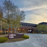 Rolling Hills Hotel, hotel in Hwaseong