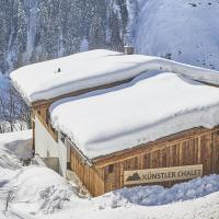 Mountain Chalet on a Skiing Area in Saalbach with Sauna