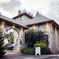 Château des Comtes de Challes, hotel in Challes-les-Eaux