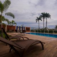 Hotel Encosta do Horto, hotel in Juazeiro do Norte