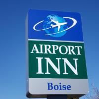 Airport Inn, hotel near Boise Airport - BOI, Boise