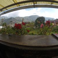 Backpackers Balcones, hotel em Baños