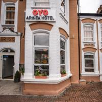 OYO Arinza Hotel, hotel en Ilford