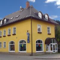 Pension Kobr, hotel ve Vrchlabí