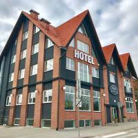 Hotel Polka, отель в городе Хойнице