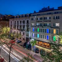 Belgrade Inn Garni Hotel, отель в Белграде