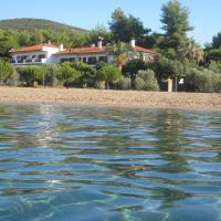 Pension Nikos, отель в Псакудии